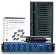 Nitix, Small business network, Server, Internet services, Autonomic, Linux